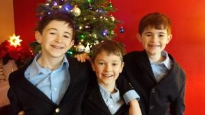 3 Boys Xmas