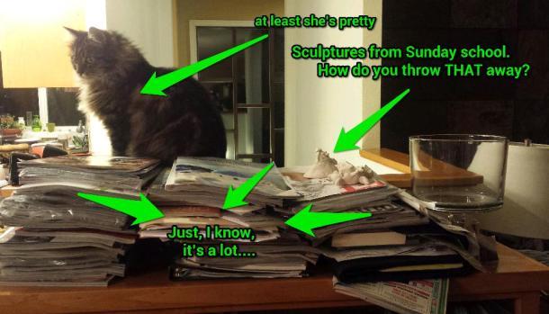 The Magazine Pile