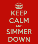 Simmer Down, Missy!
